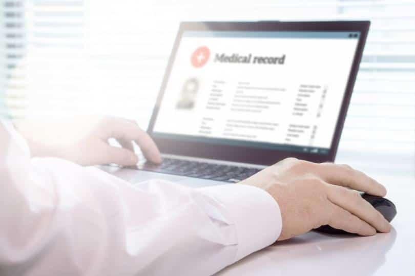 relatório médico
