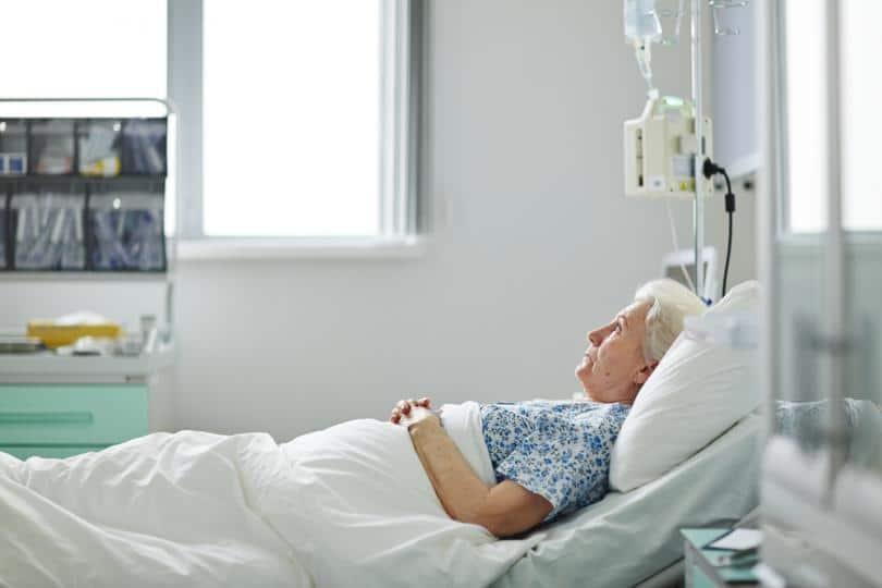 modernidade no hospital
