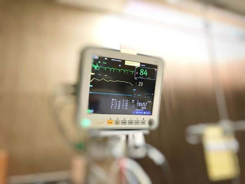 monitoramento hospitalar