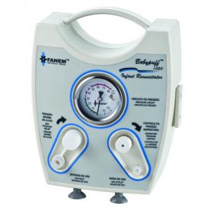 Ressuscitador Infantil Babypuff® 1020