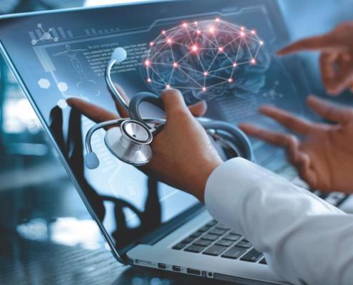 tecnologia nos hospitais