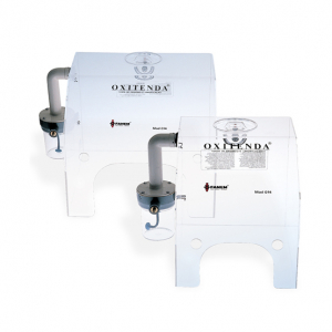 Tenda de oxigênio e umidificação Oxitenda® 014