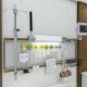 Painel de gases medicinais