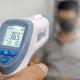 termômetro digital de testa