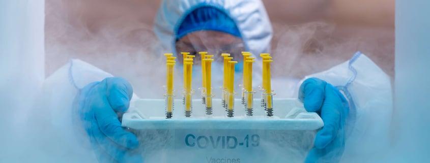 conservação de vacinas